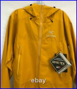 Men's Arc'teryx Beta SL Hybrid Jacket 23705 Medium Nucleus