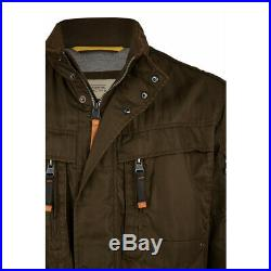 Men's CAMEL ACTIVE 420352 1818 26 Dark Brown GORE-TEX Hooded Coat Jacket