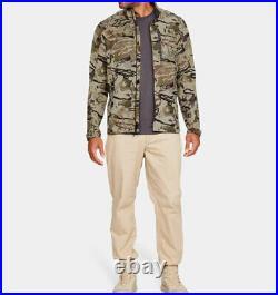 Men's Under Armour Ua Ridge Reaper Raider Jacket Black Label Big Game Hunt L