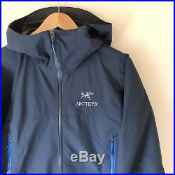 Mens Arcteryx Beta SL Gore-Tex Shell Jacket Size Small Alpha Theta AR LT SV Atom
