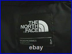 Mens TNF The North Face Gotham III 550-Down Warm Insulated Winter Jacket Black