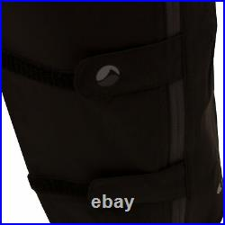Montane Mens Minimus Black Waterproof Windproof Pertex Tracksuits Bottoms Pants