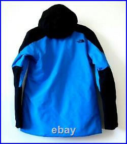 NEW THE NORTH FACE FOURBARREL JACKET Blue / TNF Black Men's M-L-XL-2XL Insulated