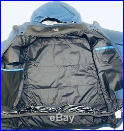 NEWArcteryx MODON Insulated Men'sLARGEGORE-TEX Whiteline Jacket
