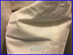 NWT Nike Sportswear Tech Pack Down Fill Mens Parka Summit White Small 928912 001