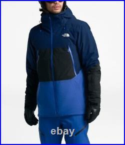 NWT The North Face Apex Flex GTX Snow Jacket Mens Medium Sample