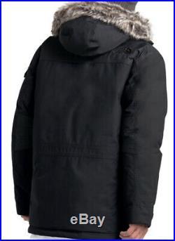 NWT The North Face Men's McMurdo Parka Coat III Black Size XL