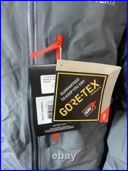 New Arcteryx Alpha FL Gore-Tex Pro Shell Ski Jacket Pilot XL 25643 Waterproof