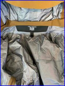 New Arcteryx Beta AR Gore-Tex Pro Shell Ski Jacket Caribou L 21782 Waterproof