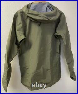 New Arcteryx Beta LT Gore-Tex Pro Jacket Small Waterproof Shell 3 Layer Tatsu