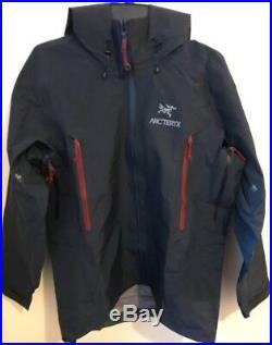 New Arcteryx Mens Theta AR Gore-Tex Pro Jacket. Small. Admiral (retail $625)