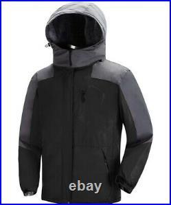 New! Invachi Fur Weatherproof Outer Winter Jacket Size Mens L Wmns XL Youth 2xl
