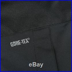 New Mens GORETEX Jacket Heavy Duty Waterproof Windproof Fleece Lined Rain Coat