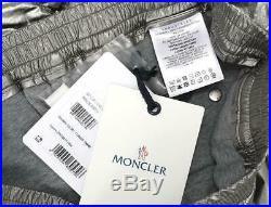 New Moncler Men's Quilted Metallic Padded Ski Sport Winter Pants 50/m