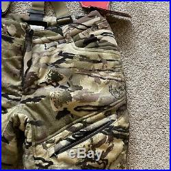 New Under Armour Revenant Hunting Pants Barren Camo Extreme 1316733-999 Size L