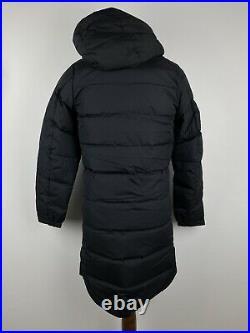 Nike NSW Sportswear Down Fill Long Parka Coat Puffer Coat Size XS