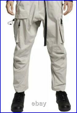 Nike Nikelab Mens ACG Moon Particle Beige Woven Cargo Pant 2XL BQ7293-286