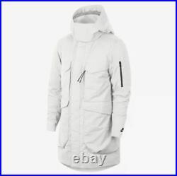 Nike Sportswear Tech Pack Down Fill Men's Jacket Summit White 928912-121 SZ. LG