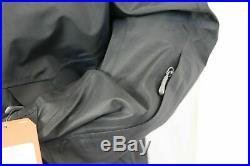 North Face MEN'S MOUNTAIN OPPS JACKET Gore-Tex New BLACK size M $449.00 medium