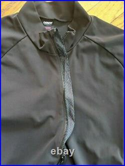 Ornot Cycling Magic Shell Jacket Black Men's Large