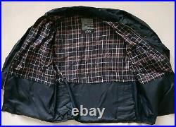 Orvis Field Coat Jacket Waxed Beaufort XXL (48) Blue Hunting Fishing Rrp £289