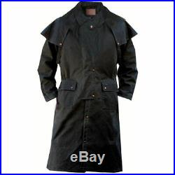 Outback Trading Co. Oilskin Duster 2042
