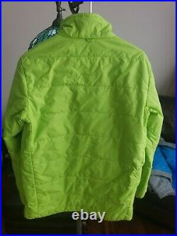 Patagonia Men's 3-in-1 Snowshot Jacket size small perfect condition MSRP $399