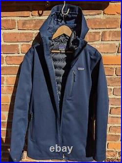 Patagonia Men's Tres 3-in-1 Parka, Navy, Men's Medium Jacket