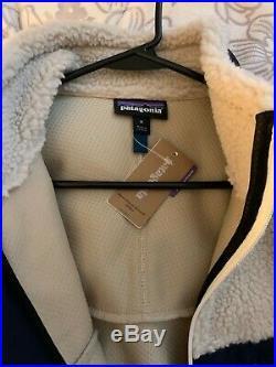 Patagonia Retro-X Fleece Jacket (Natural) M