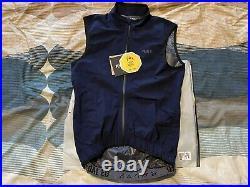 Pedal Ed Nachi Waterproof Vest Navy size Small