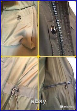 Polo Ralph Lauren Army M65 Military Utility Field Jacket Khaki M 38 40 RRP $569