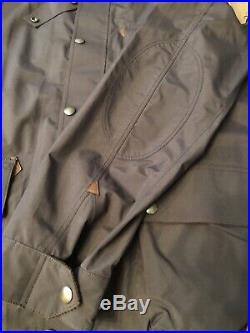 Polo Ralph Lauren Field Utility Jacket Water Resistant 2XL XXL Navy Blue $540.00
