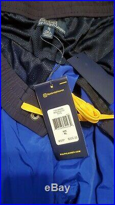 Polo Ralph Lauren Hi Tech color-blocked cargo pants reissued retro