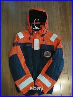 Polo Ralph Lauren Windbreaker Coastal Naval Patrol Rescue rrl Jacket size xl