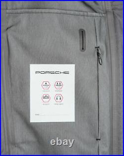 Porsche Motorsport men's functional softshell jacket WAP80700L0J EU L US M