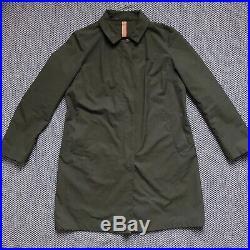 Private White VC The Ventile Mac Women's Raincoat Size 6 (UK14/XL)