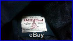 Private White VC Twin Track Jacket Harris Tweed Small/Medium Made in England