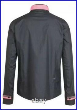 RAPHA Packable Waterproof Jacket Black BNWT Size S