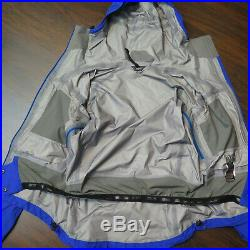 Rab Alpine Tour eVent $350 Mens L Waterproof Hood Shell Rain Large Climb Jacket
