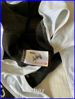Rapha WIGGINS Pro Team SHADOW Bib Shorts Size S Rider Issued