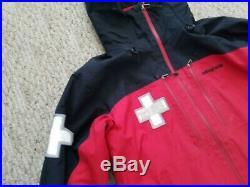 Rare Patagonia Men's Gore-Tex Ski Patrol Ski Jacket Color Red Size Small S