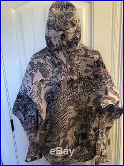 Sitka Dew Point Rain Jacket Optifade Open Country Gore-Tex