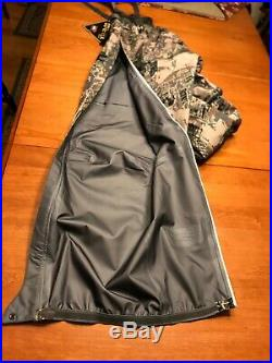 Sitka Gear Cloudburst Pant Optifade Open Country 50150-OB-L Large