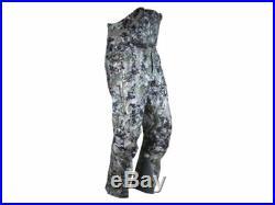 Sitka Gear Men's Stratus Optifade BG Elevated Forest Gore-tex Hunting Bibs 3XL