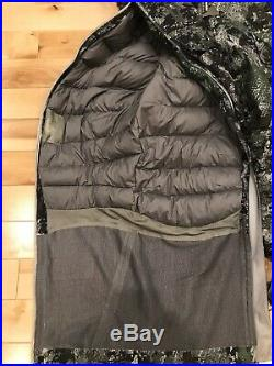 Sitka Incinerator Hunting Bibs- Large Rare Elevated forest Nice