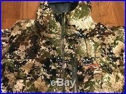 Sitka Thunderhead GoreTex Rain Suit Set SubAlpine Large