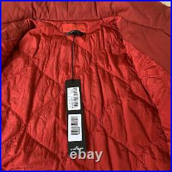Stone Island Red Ghost jacket size XL. Brand new with tags
