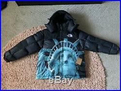 Supreme The North Face Statue of Liberty Baltoro Jacket Black L Large