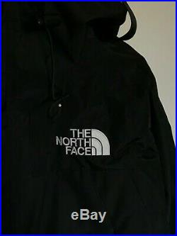 THE NORTH FACE 1990 Mountain GTX Jacket GORE-TEX Black NWT Size Large