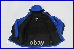 The North Face 1990 Retro Mountain Light TNF Lake Blue Jacket GTX GoreTex XL